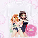 My Little Sister is among them Konoe Tsuruma Miyabi Kannagi T-Shirt 01