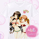 My Little Sister is among them Konoe Tsuruma Miyabi Kannagi T-Shirt 02