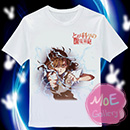 Toaru Majutsu No Index Mikoto Misaka T-Shirt 01