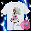 Toaru Majutsu No Index Mikoto Misaka T-Shirt 04