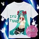 Vocaloid Hatsune Miku T-Shirt 09