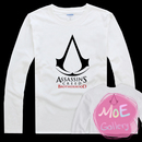 Assassin's Creed Brotherhood Logo T-Shirt 03