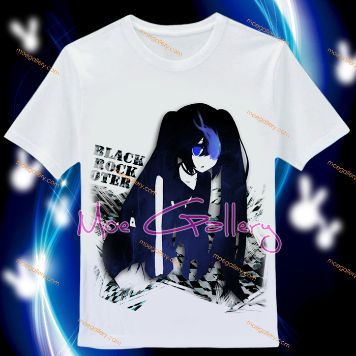 Black Rock Shooter BRS T-Shirt 01