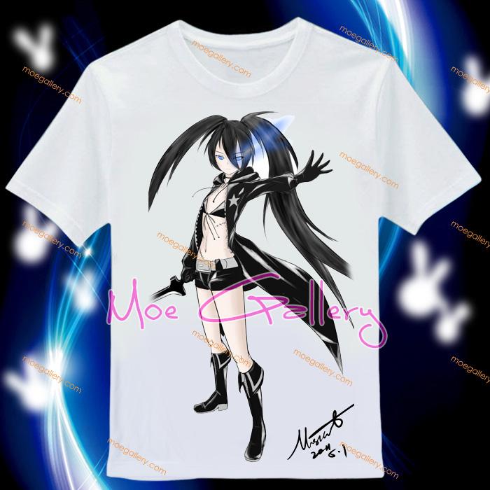 Black Rock Shooter BRS T-Shirt 02