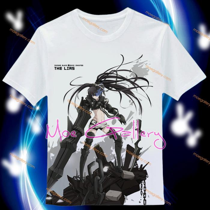 Black Rock Shooter BRS T-Shirt 03