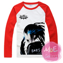 Black Rock Shooter BRS T-Shirt 13