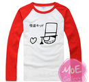 Case Closed Detective Conan Kaito Phantom Thief Kid T-Shirt 03