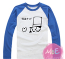 Case Closed Detective Conan Kaito Phantom Thief Kid T-Shirt 04