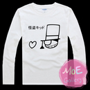 Case Closed Detective Conan Kaito Phantom Thief Kid T-Shirt 07