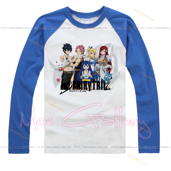 Fairy Tail Guild T-Shirt 03
