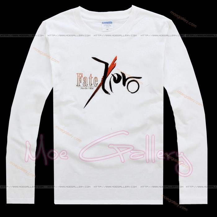 Fate Stay Night Zero Logo T-Shirt 01
