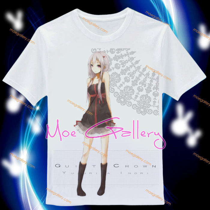 Guilty Crown Inori Yuzuriha T-Shirt 02