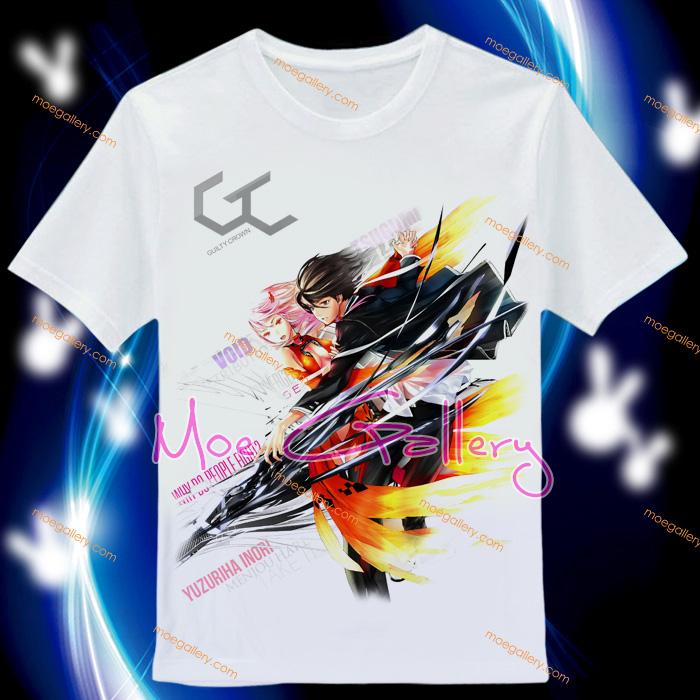 Guilty Crown Inori Yuzuriha T-Shirt 05