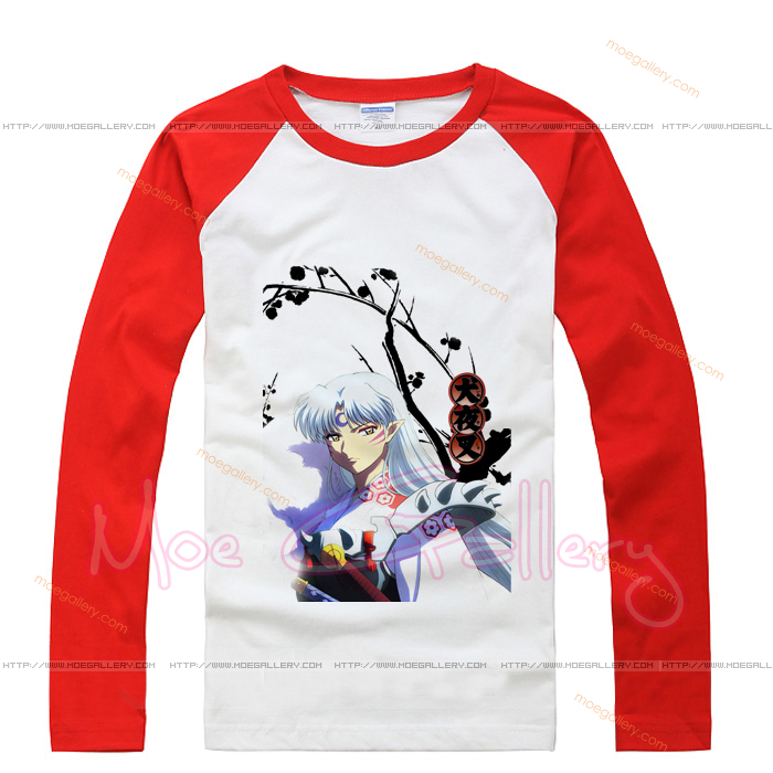 InuYasha Sesshomaru T-Shirt 01