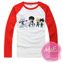 Katekyo Hitman Reborn Cute Version T-Shirt 03