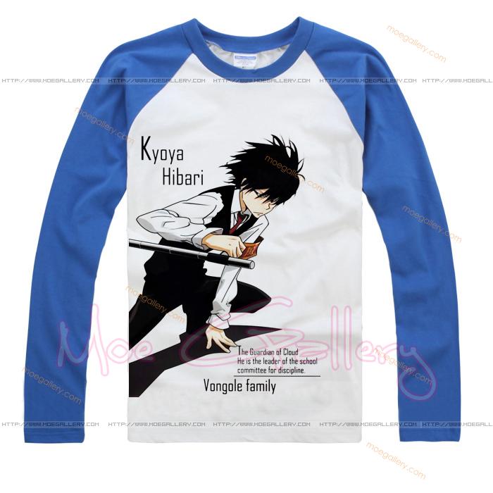 Katekyo Hitman Reborn Kyoya Hibari T-Shirt 03