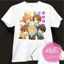 Kimi to Boku You and I Cute Version T-Shirt 01