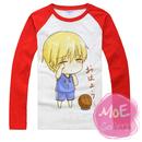 Kuroko's Basketball Ryouta Kise T-Shirt 04