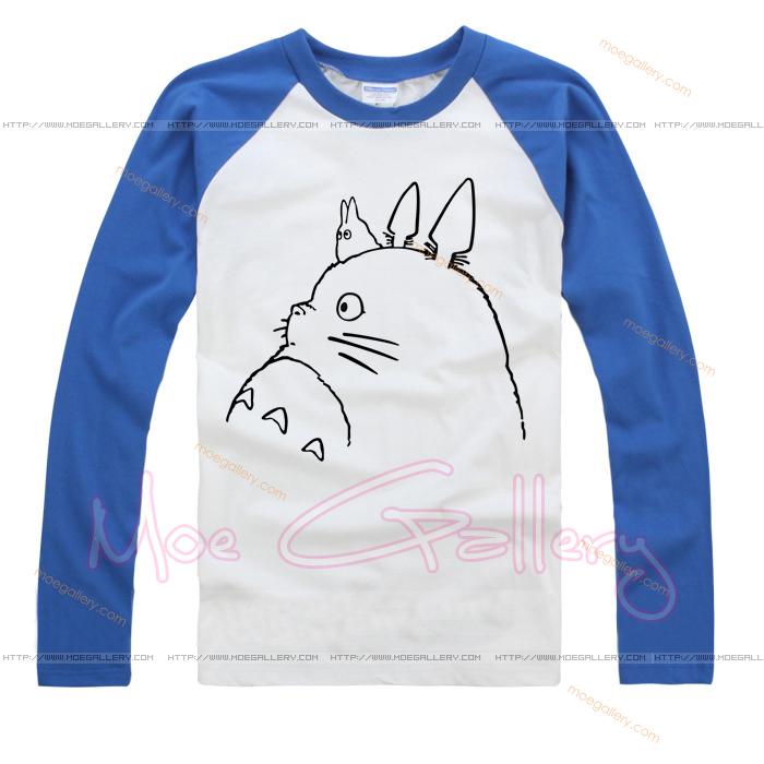 My Neighbor Totoro Totoro T-Shirt 03