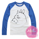 My Neighbor Totoro Totoro T-Shirt 03