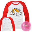 Natsume's Book of Friends Madara Nyanko sensei T-Shirt 04