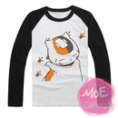 Natsume's Book of Friends Madara Nyanko sensei T-Shirt 05