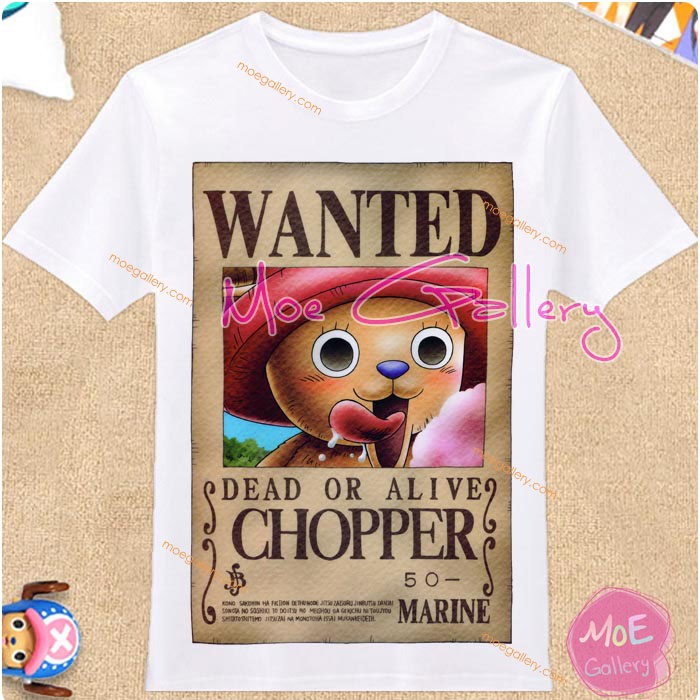 One Piece Tony Tony Chopper T-Shirt 01
