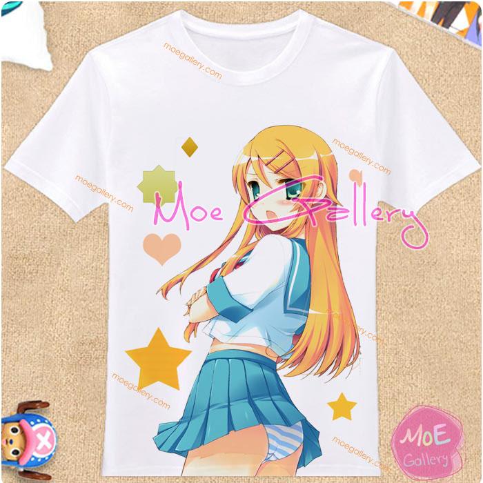 Ore No Imoto ga Konna Ni Kawaii Wake Ga Nai Kirino Kosaka T-Shirt 12