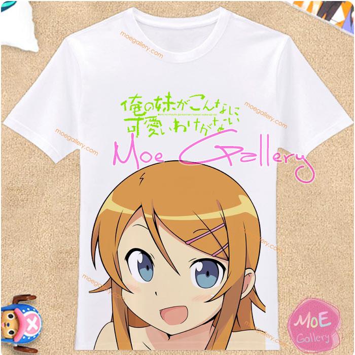 Ore No Imoto ga Konna Ni Kawaii Wake Ga Nai Kirino Kosaka T-Shirt 17