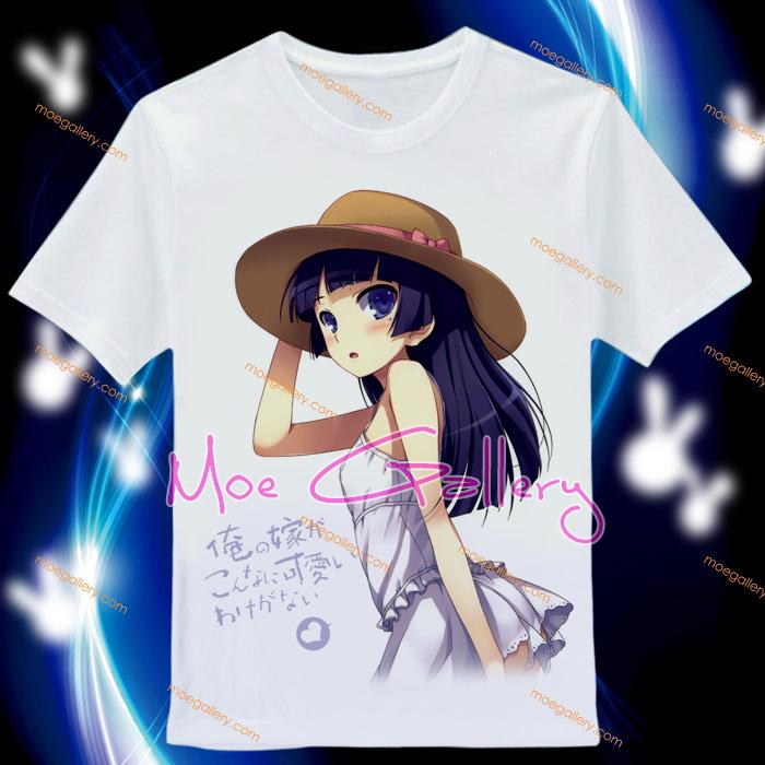 Ore No Imoto Ga Konna Ni Kawaii Wake Ga Nai Ruri Goko T-Shirt 02