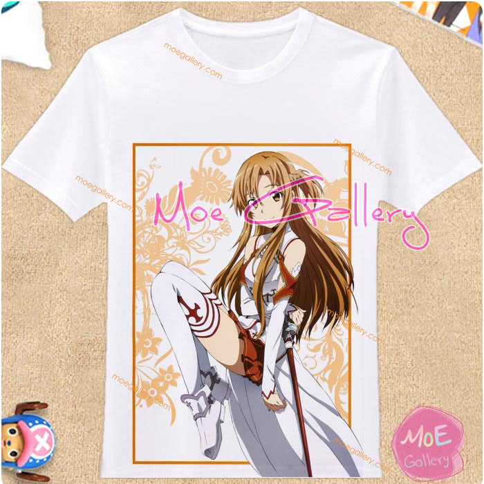 Sword Art Online Asuna Yuuki T-Shirt 02
