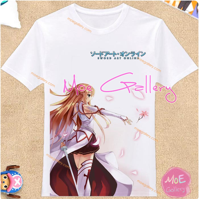 Sword Art Online Asuna Yuuki T-Shirt 04