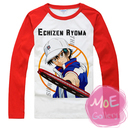 The Prince of Tennis Ryoma Echizen T-Shirt 01