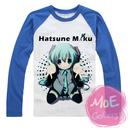 Vocaloid Hatsune Miku T-Shirt 14