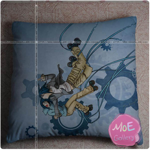 Air Gear Akito Wanijima Throw Pillow Style B