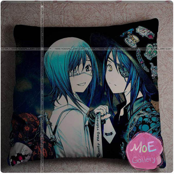 Air Gear Akito Wanijima Throw Pillow Style E