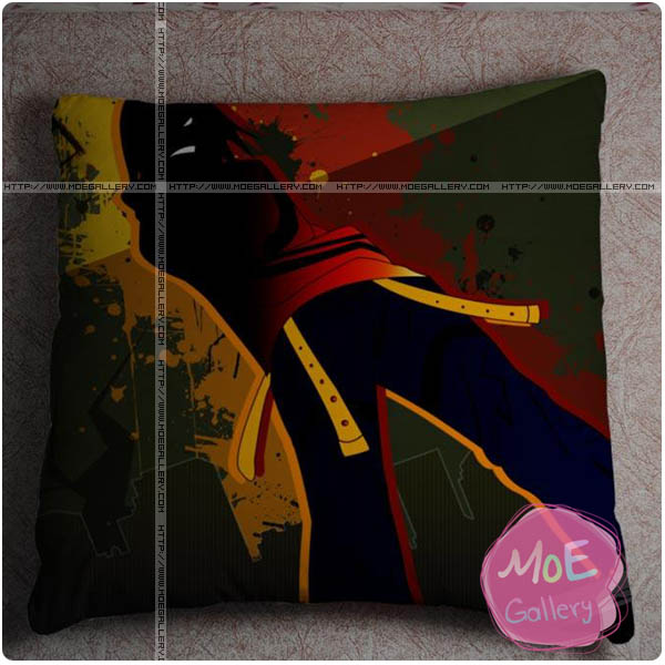 Air Gear Kururu Sumeragi Throw Pillow Style A