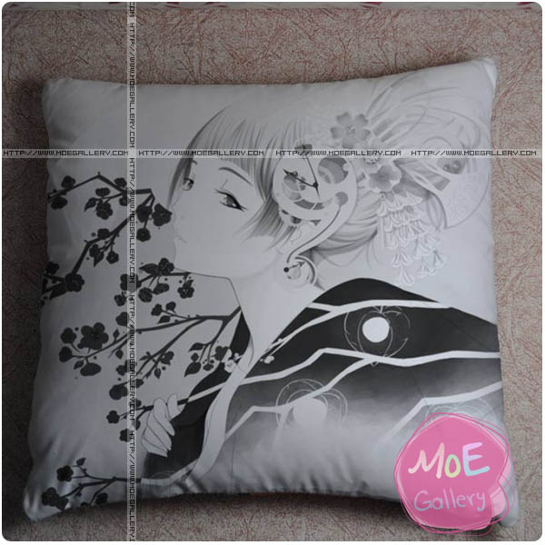 Air Gear Simca Throw Pillow Style A