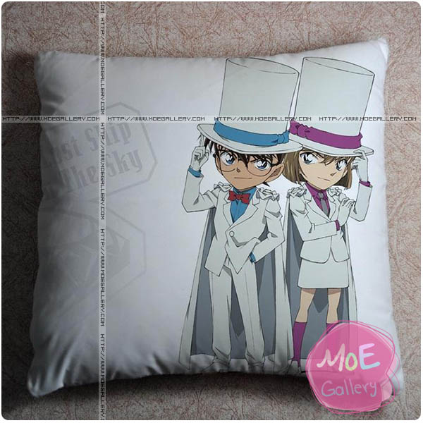 Case Closed Ai Haibara Throw Pillow Style B