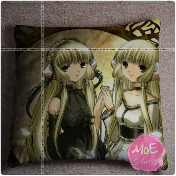 Chobits Freya Throw Pillow Style A