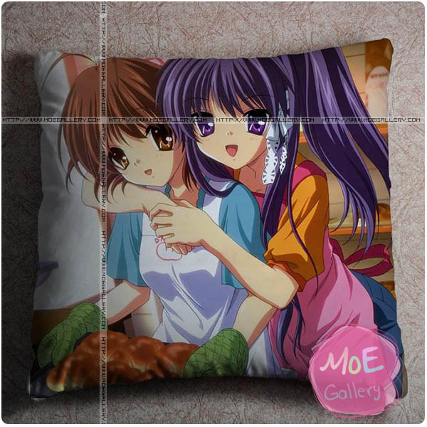 Clannad Kyou Fujibayashi Throw Pillow Style B
