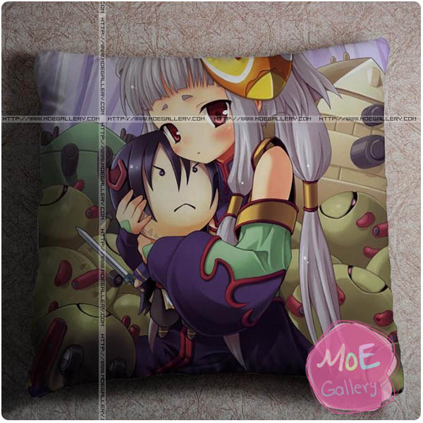 Code Geass Lelouch Lamperouge Throw Pillow Style B