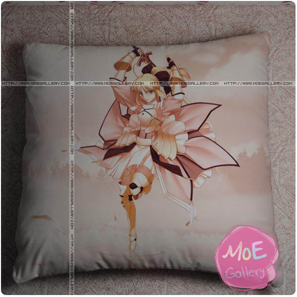 Fate Zero Caster Throw Pillow Style B