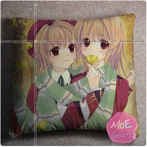 Fortune Arterial Haruna Yuki Throw Pillow Style A