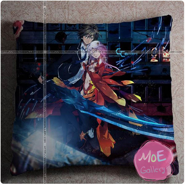 Guilty Crown Inori Yuzuriha Throw Pillow Style G