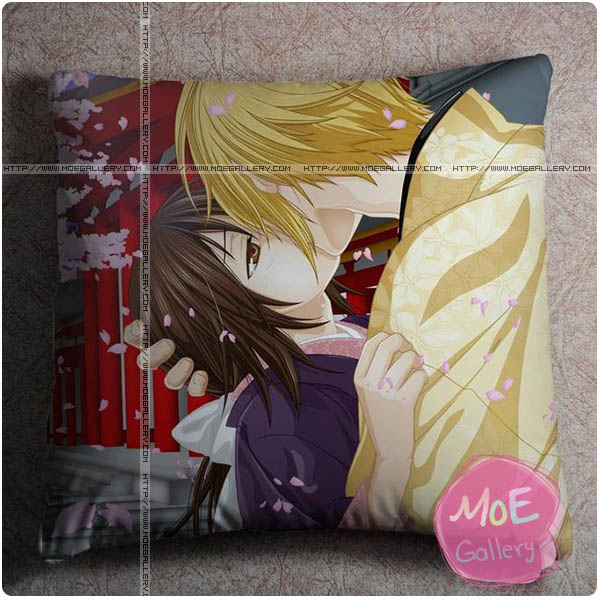 Hakuoki Chikage Kazama Throw Pillow Style E