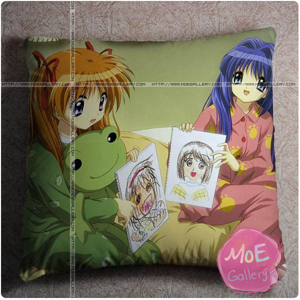 Kanon Makoto Sawatari Throw Pillow Style E