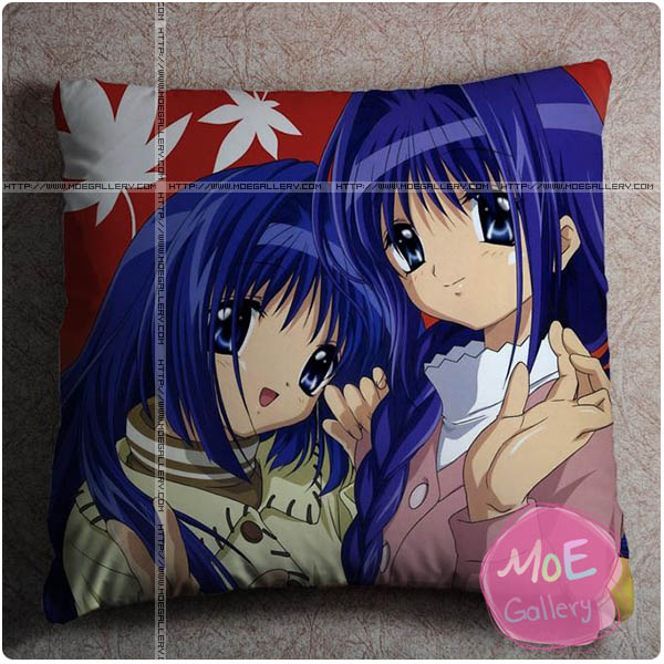 Kanon Nayuki Minase Throw Pillow Style A