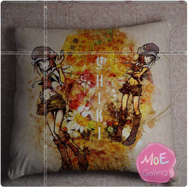 Kingdom Hearts Namine Throw Pillow Style A