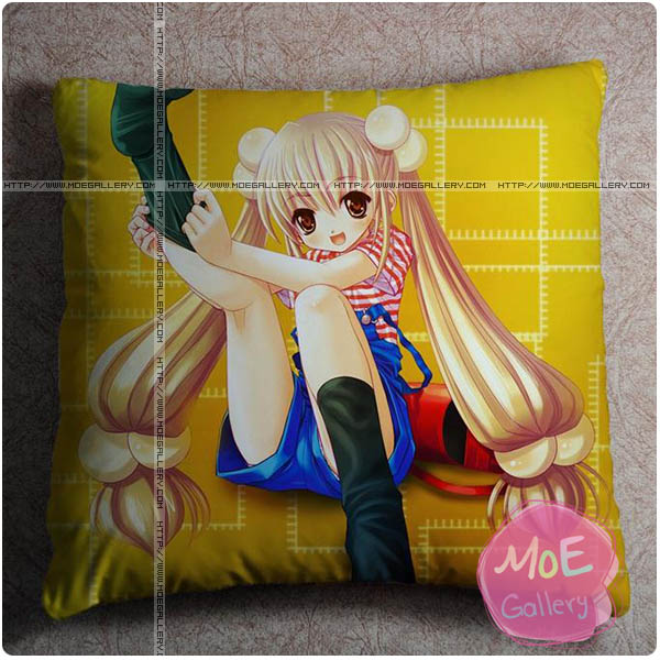 Kodomo No Jikan Rin Kokonoe Throw Pillow Style B